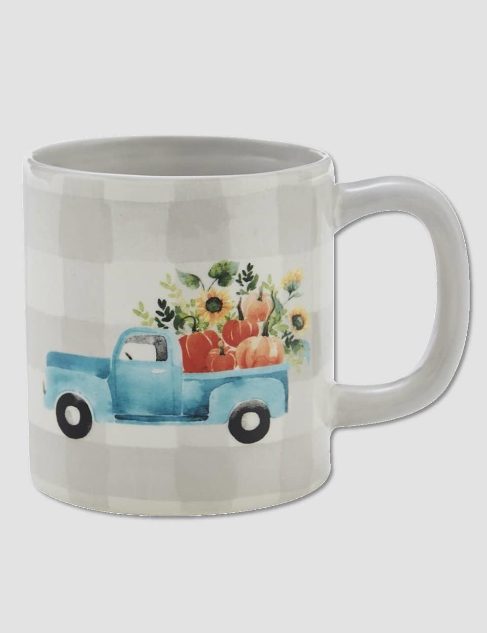 """Nana's Farmhouse Truckloads of Fun Mug - 4"""" T"""