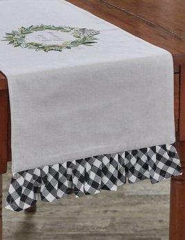 Park Designs Winter Blessings Table Runner