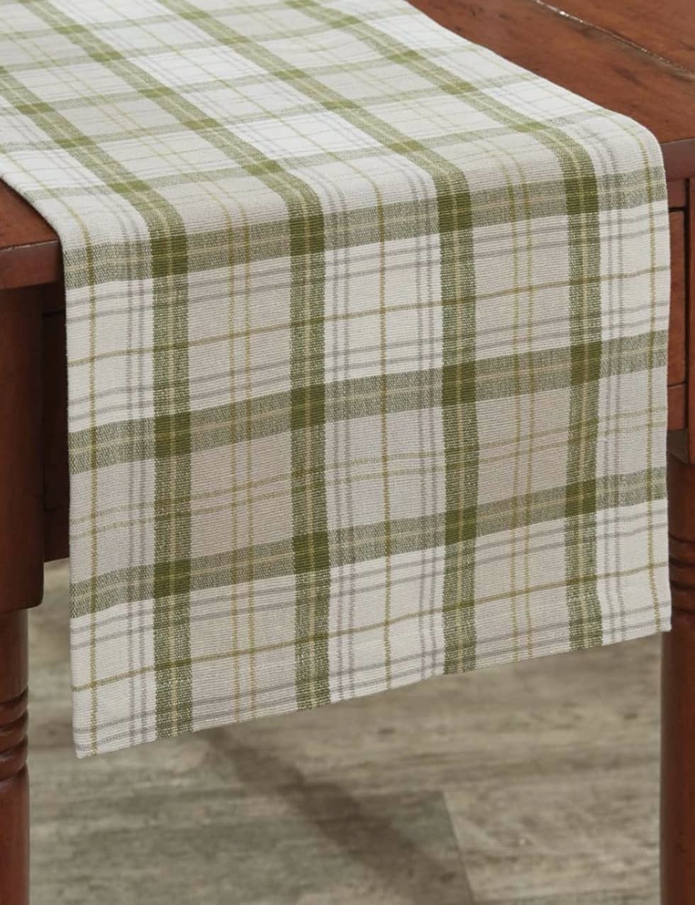 """Park Designs Peaceful Cottage Table Runner - 13"""" W x 36""""L"""