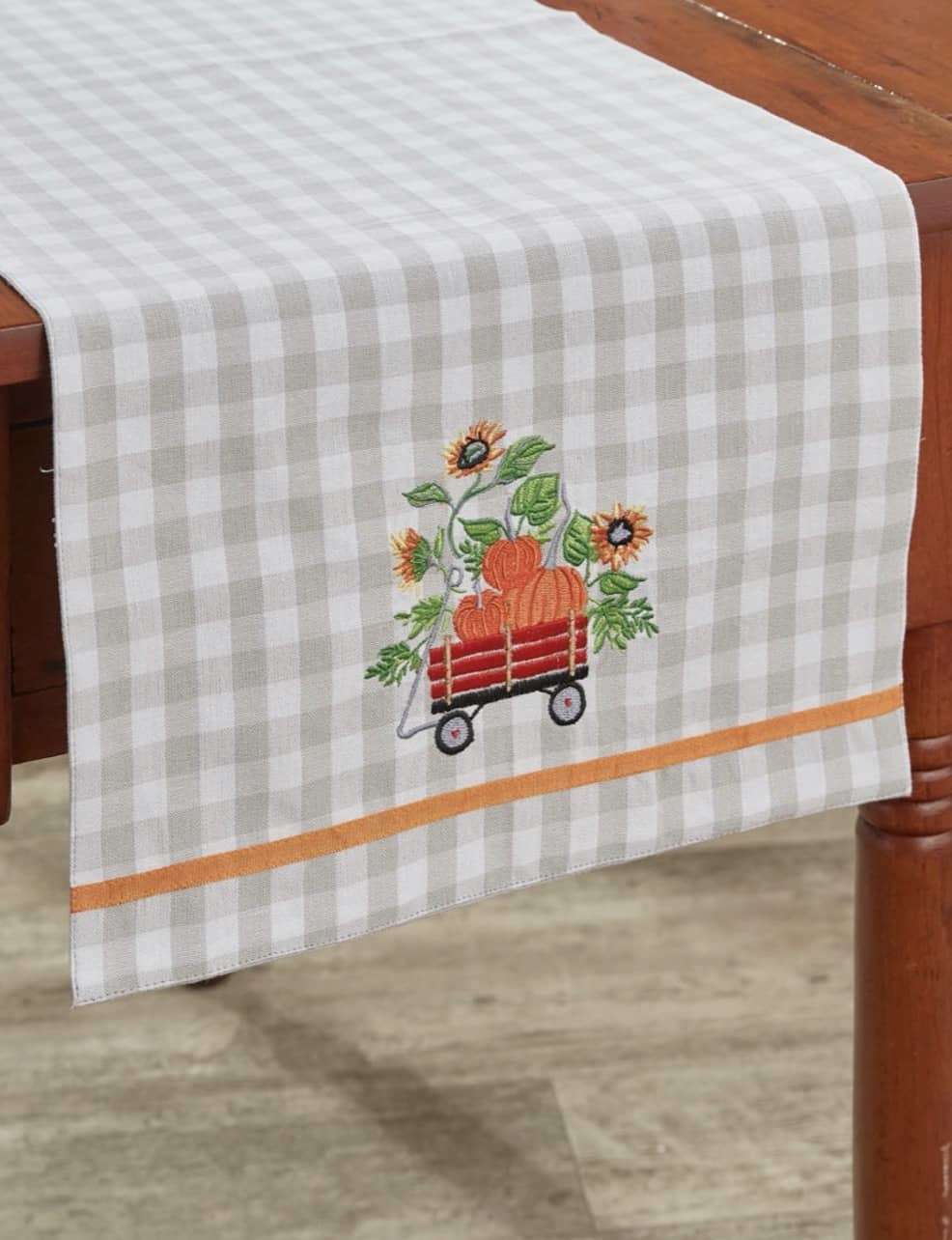 "Park Designs Truckloads of Fun Wagon Table Runner - 14"" x 42"""