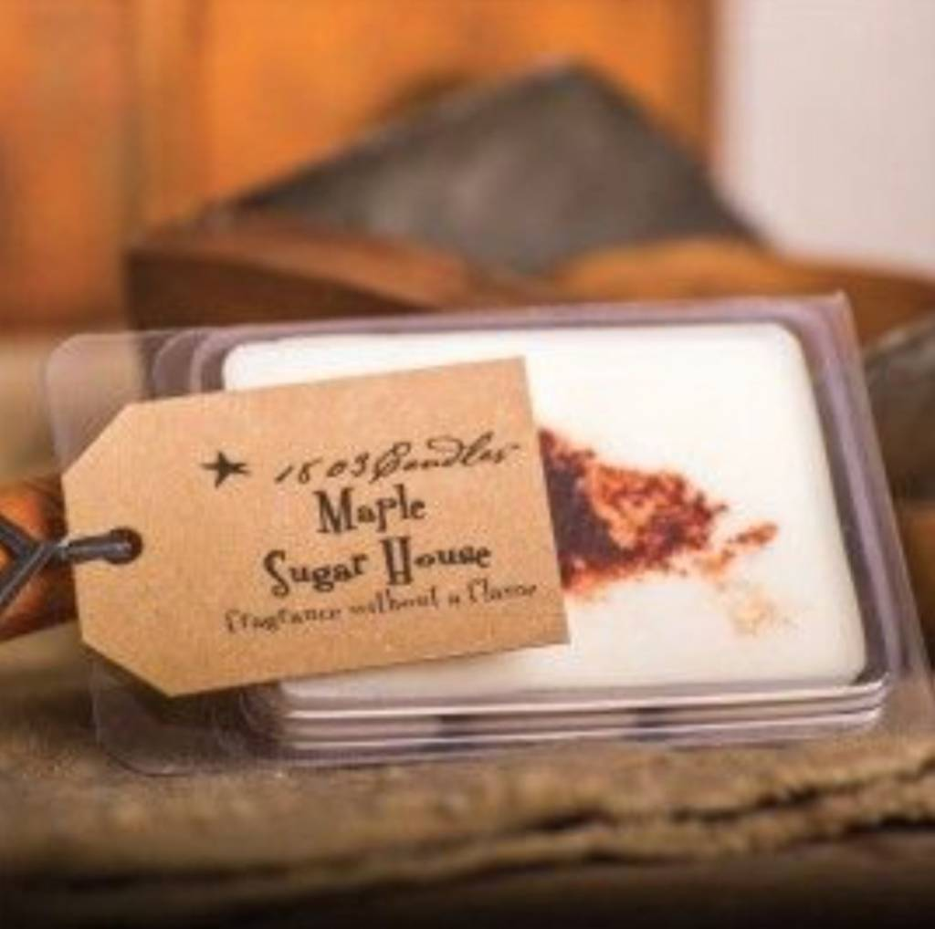 1803 Candles 1803 Maple Sugar House Melters