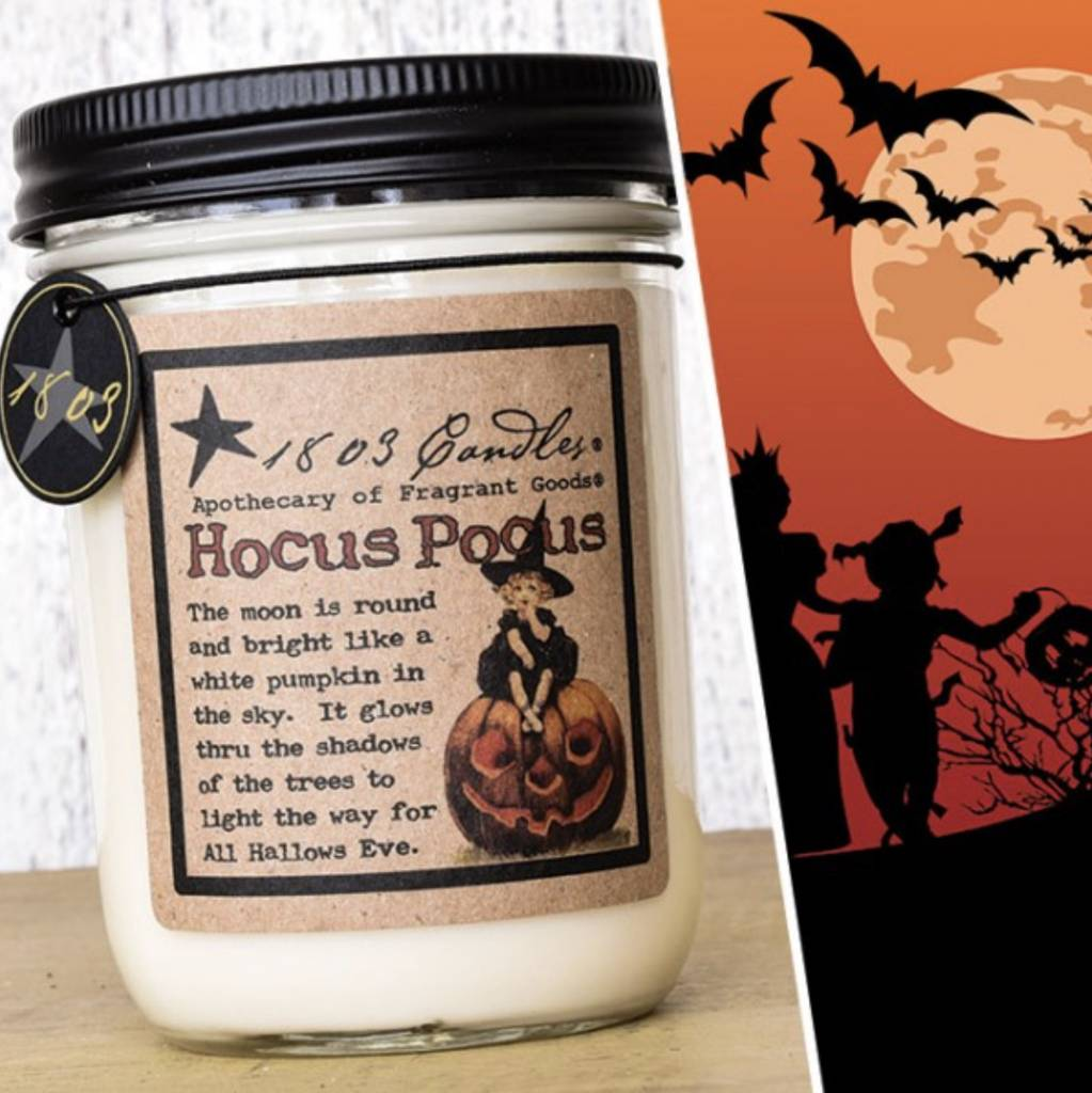 1803 Candles 1803 Hocus Pocus Candle