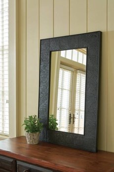 Park Designs Embossed Star Mirror