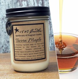 1803 Candles 1803 Tavern Maple Candle