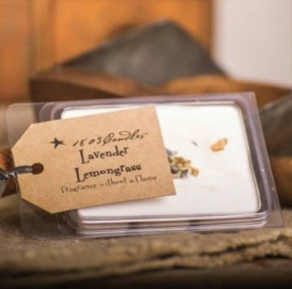 1803 Candles 1803 Lavender Lemongrass Melters