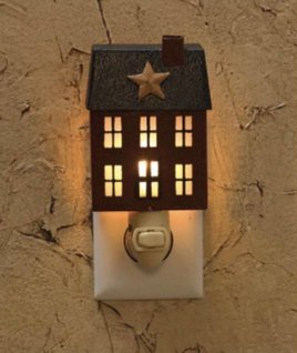 Park Designs Home Place Night Light