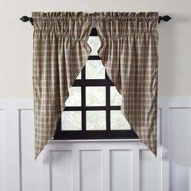 VHC Brands Sawyer Mill Prairie Curtain