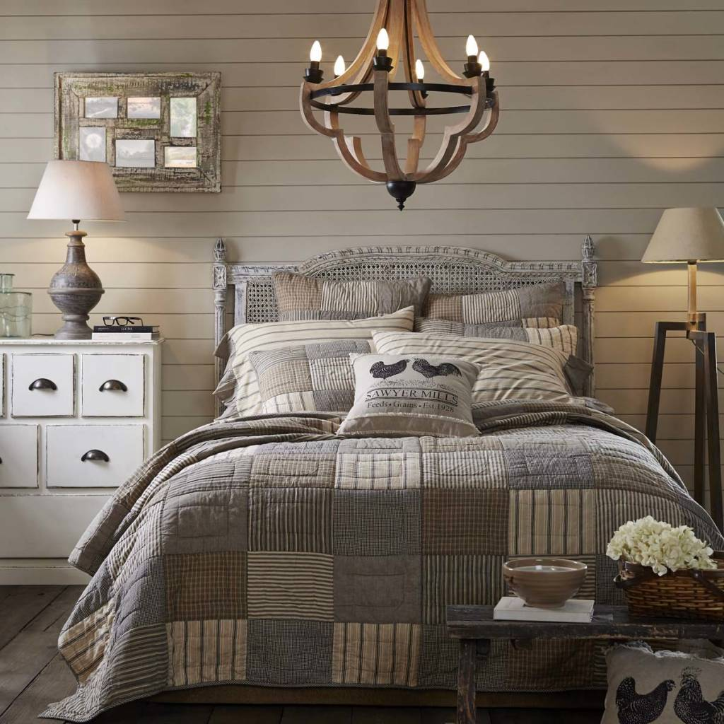 Sawyer Mill Quilt Country Farmhouse Bedding Nana S Farmhouse Nana S Farmhouse