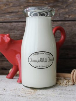 Milkhouse Candles Milk & Honey 8oz Milkhouse