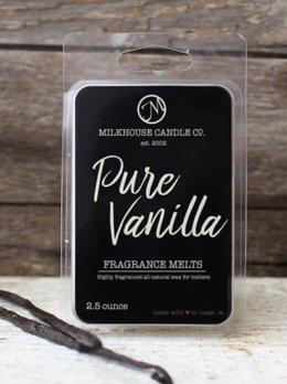 Milkhouse Candles Pure Vanilla 2.5oz Melt Milkhouse