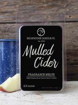 Milkhouse Candles Mulled Cider 2.5oz Melt Milkhouse