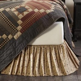 VHC Brands Maisie Bed Skirt