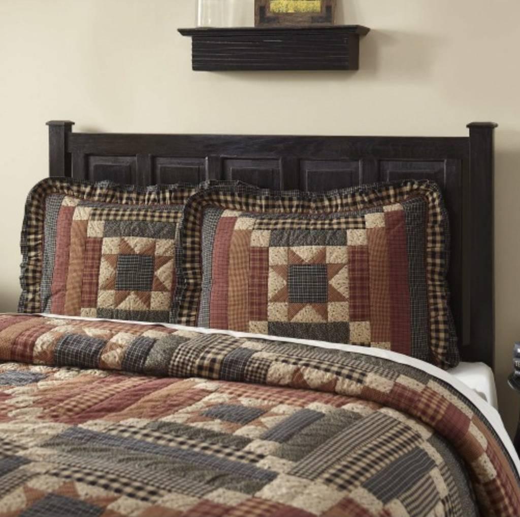 Maisie Standard Pillow Sham Maisie Bedding Pillow Collection By Vhc Brands Nana S Farmhouse