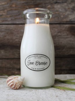 Milkhouse Candles Sea Breeze 8oz Milkhouse