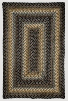 Homespice Decor McKinley Ultra Wool Braided TableTop Accessories