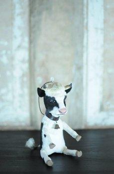 C Yenke Co C. Yenke Cow Ornament
