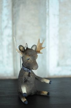 C. Yenke Moose Ornament