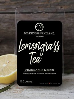 Milkhouse Candles Lemongrass Tea 2.5 oz Melt Milkhouse