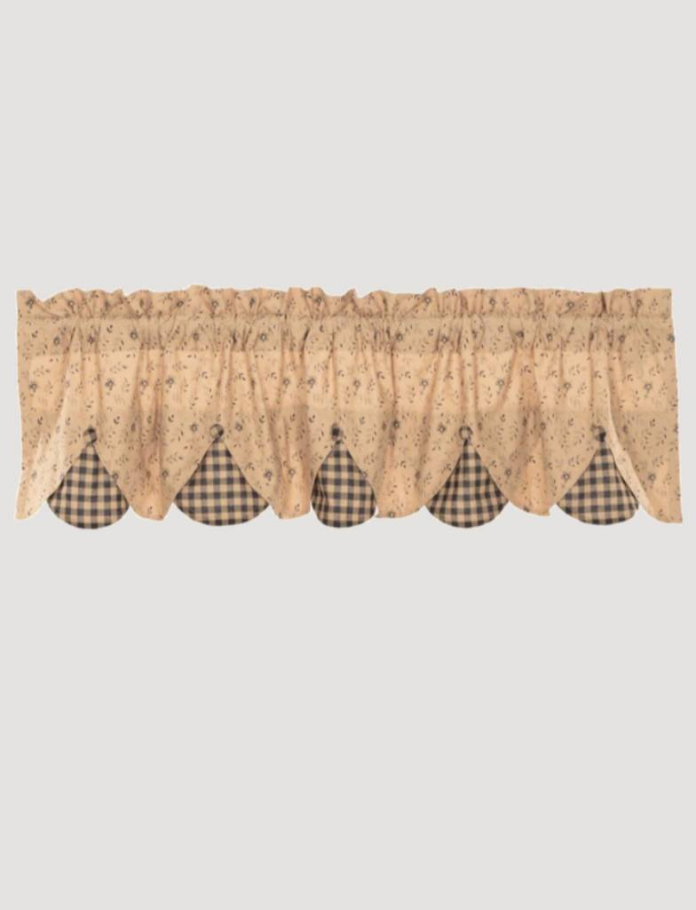 VHC Brands Maisie Lined Valance