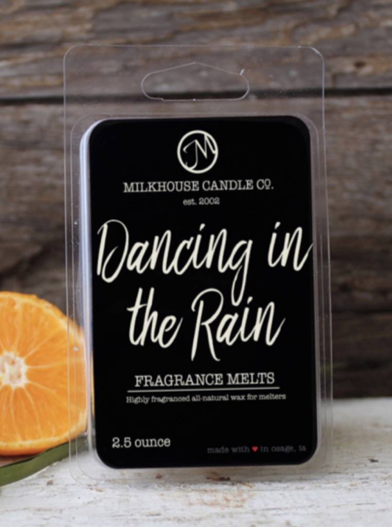 Milkhouse Candles Milkhouse Melts Dancing In The Rain 2.5oz