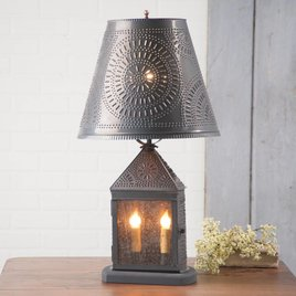 Irvin's Tinware Harbor Lamp