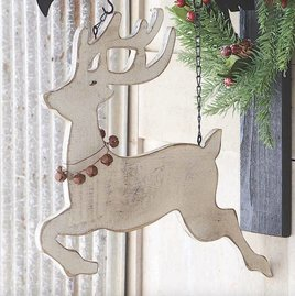 K & K Interiors Cutout Reindeer Arrow Replacement