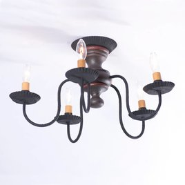 Irvin's Tinware Thorndale Ceiling Light