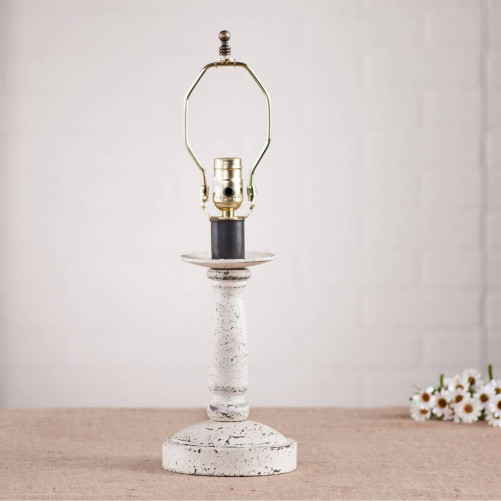 Irvin's Tinware Butcher's Lamp Base