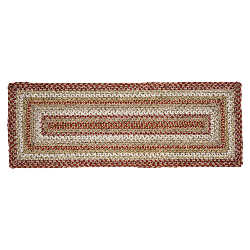 Homespice Decor Winter Wheat Ultra Wool Braided TableTop Accessories