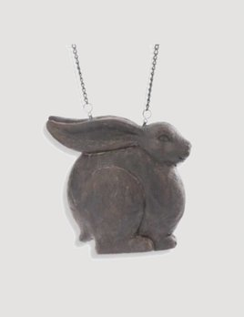 K & K Interiors Sitting Bunny Rabbit Arrow Replacement