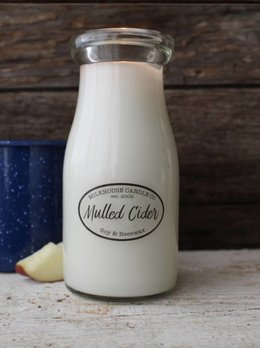 Milkhouse Candles Mulled Cider 8oz Milkhouse