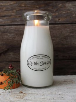 Milkhouse Candles Tis the Season 8oz Milkhouse