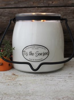 Milkhouse Candles Tis the Season 16oz Milkhouse