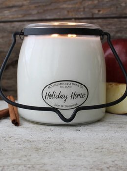 Milkhouse Candles Holiday Home 16oz Milkhouse