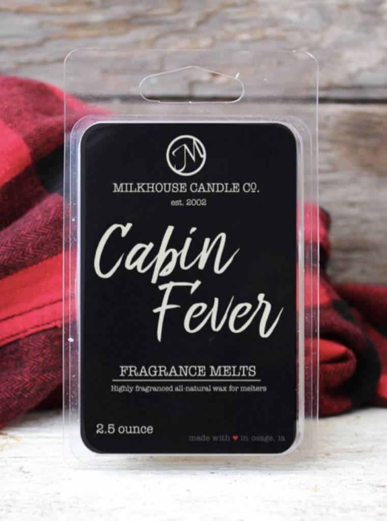 Milkhouse Candles Milkhouse Melts Cabin Fever 2.5oz