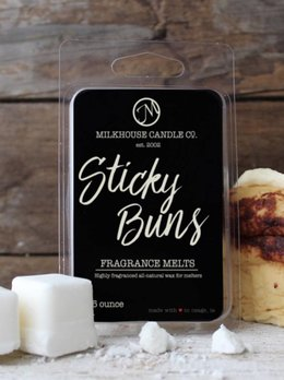Milkhouse Candles Sticky Buns 2.5oz Melts Milkhouse