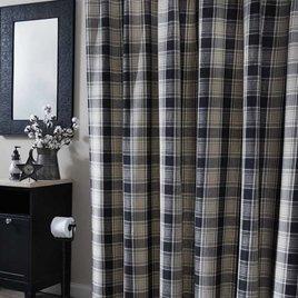 Park Designs Soapstone Shower Curtain