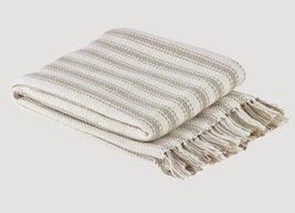 Park Designs Farmhouse Ticking Throw