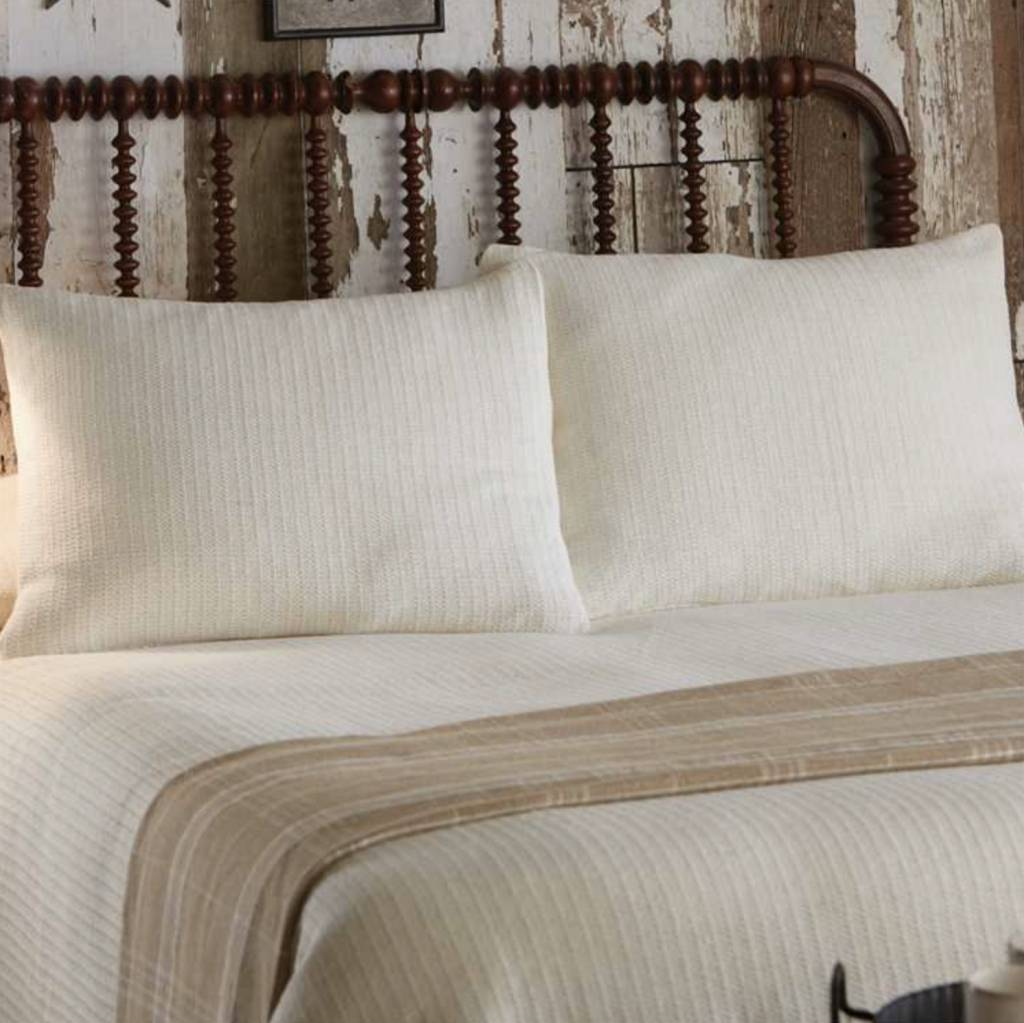 Park Designs Farmington Cream Standard Sham