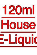 120ml House Flavor