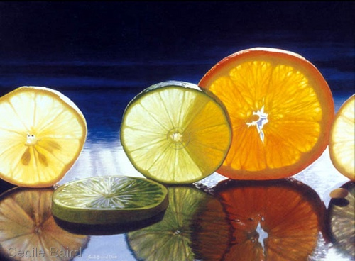 Juicy Fruity