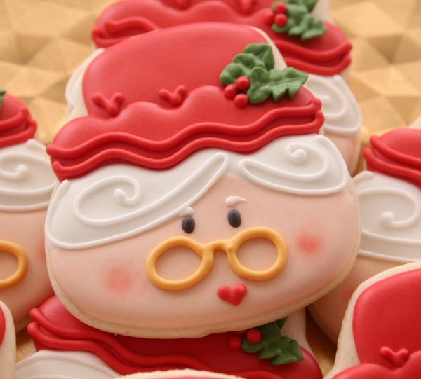 Mrs. Claus's Cookies