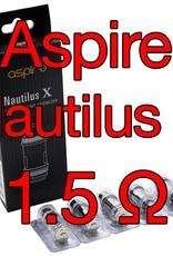 Aspire Nautilus X 1.5Ω
