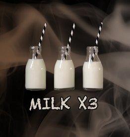 Milk X3