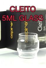 Aspire Cleito Glass - 5ml Bubble Tank