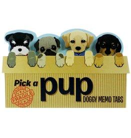 Streamline Pick A Pup Memo Tabs DNR