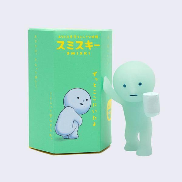 Dreams Smiski Toilet Series - Blind Box