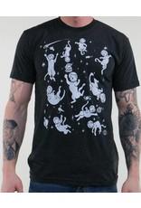 Choke Catonauts Unisex T-Shirt