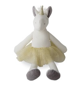 tag* White Unicorn Plush DNR