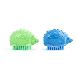 Kikkerland Designs Hedgehog Nail Brush